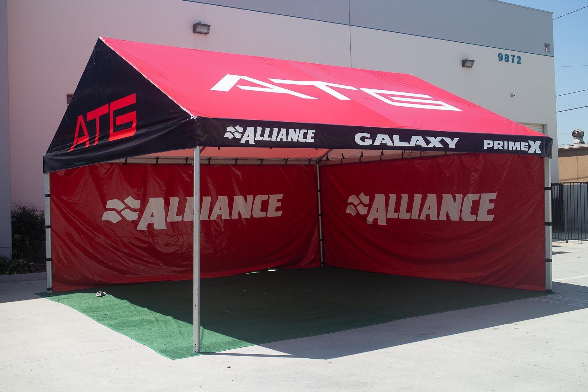 Alliance 20x20 Gable Tent