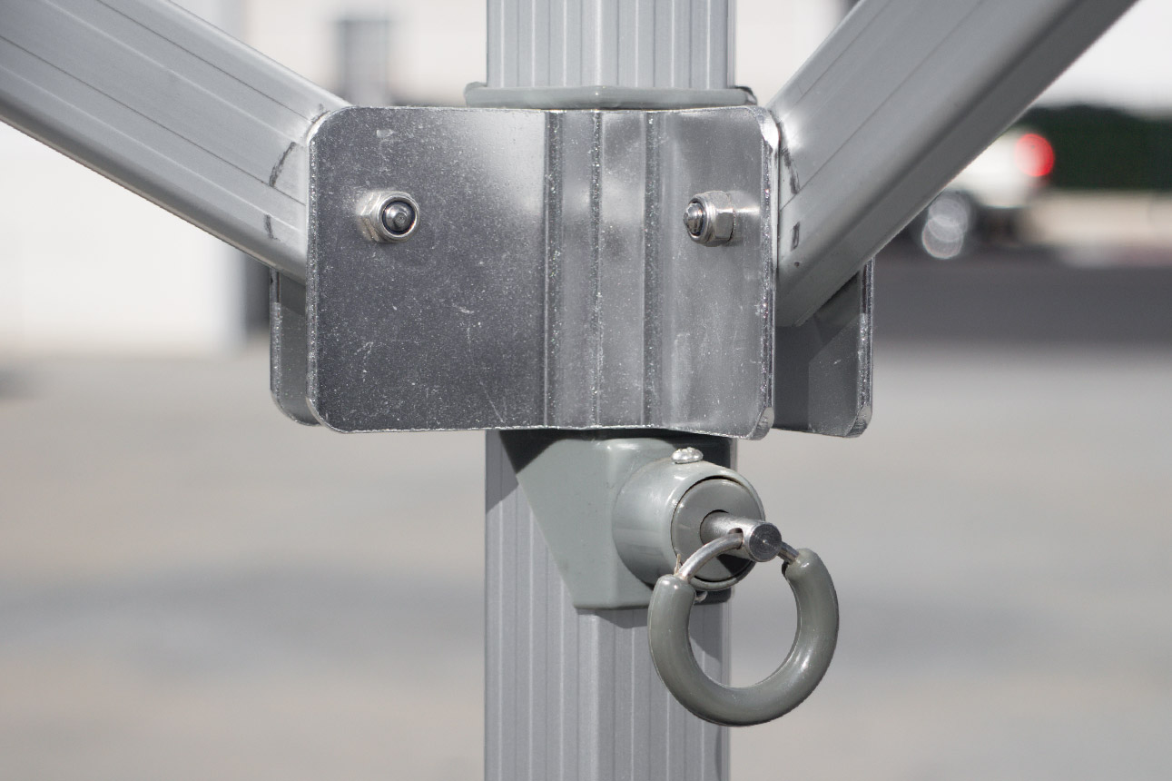 gorilla max frame- pull pin
