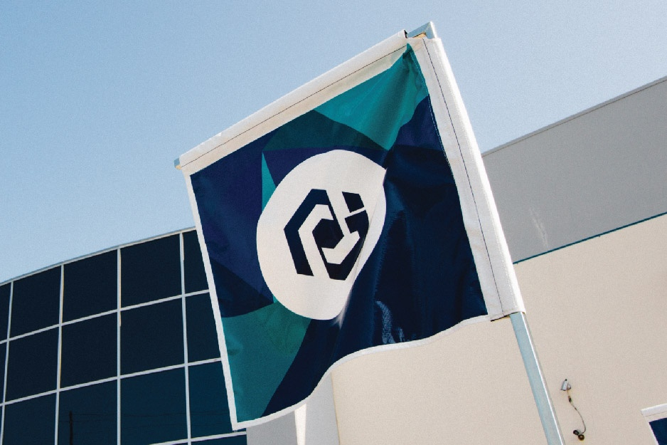 promotional design group pdg custom printed canopy flag