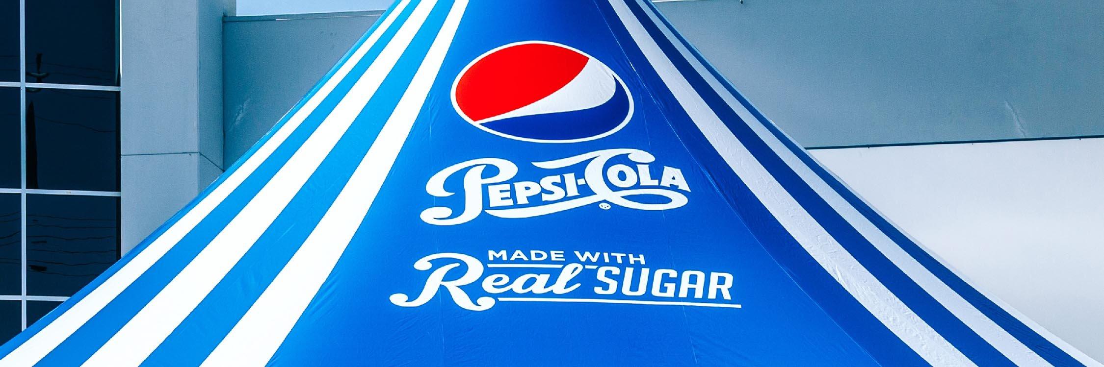 Pepsi-carnival-tent