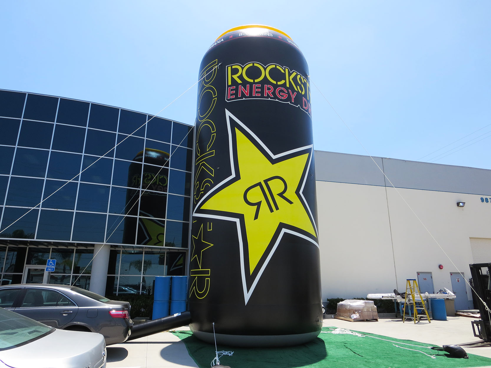 rockstar energy can replica