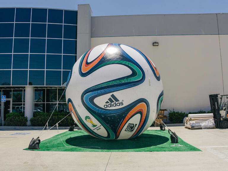 world cup soccer ball replica