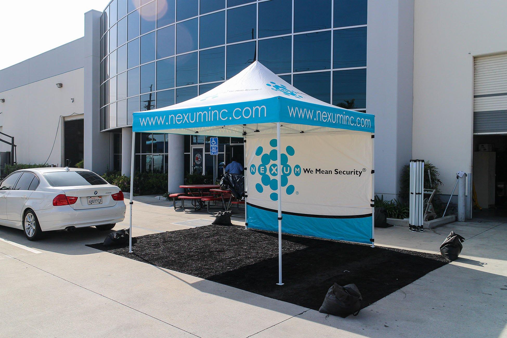 Nexum-inc-custom-tent