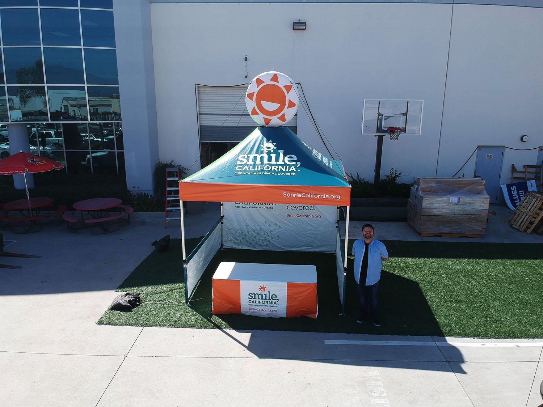 pop-up-tentflatable-under-sun