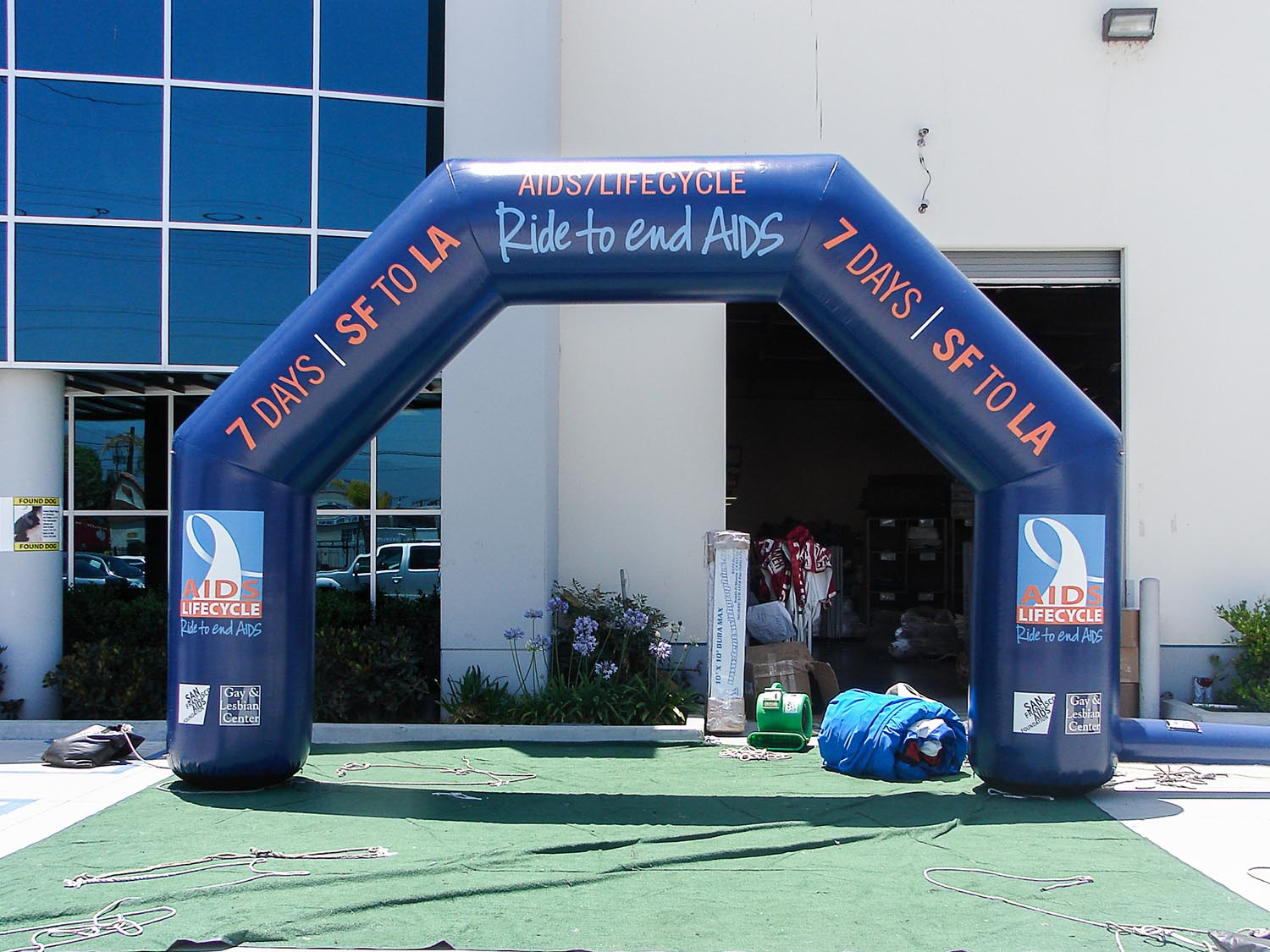 aids-lifecycle-custom-blue-arch