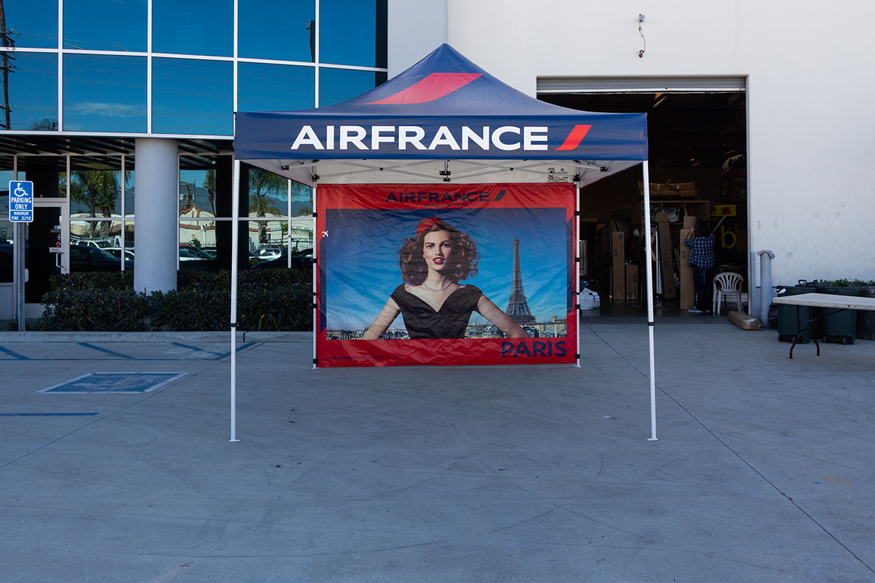air-france-pop-up-tent