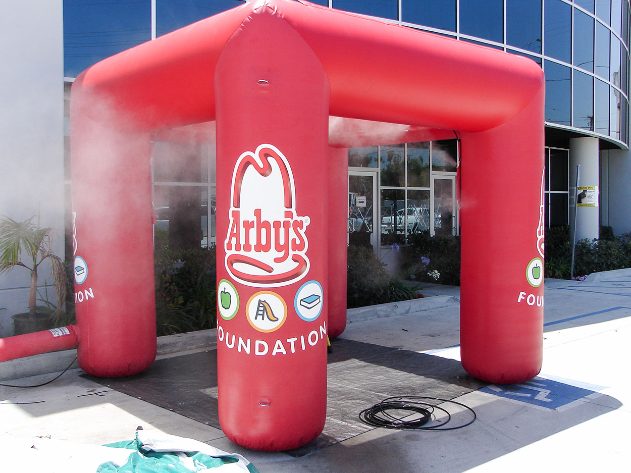 arbys-misting-tent-structure