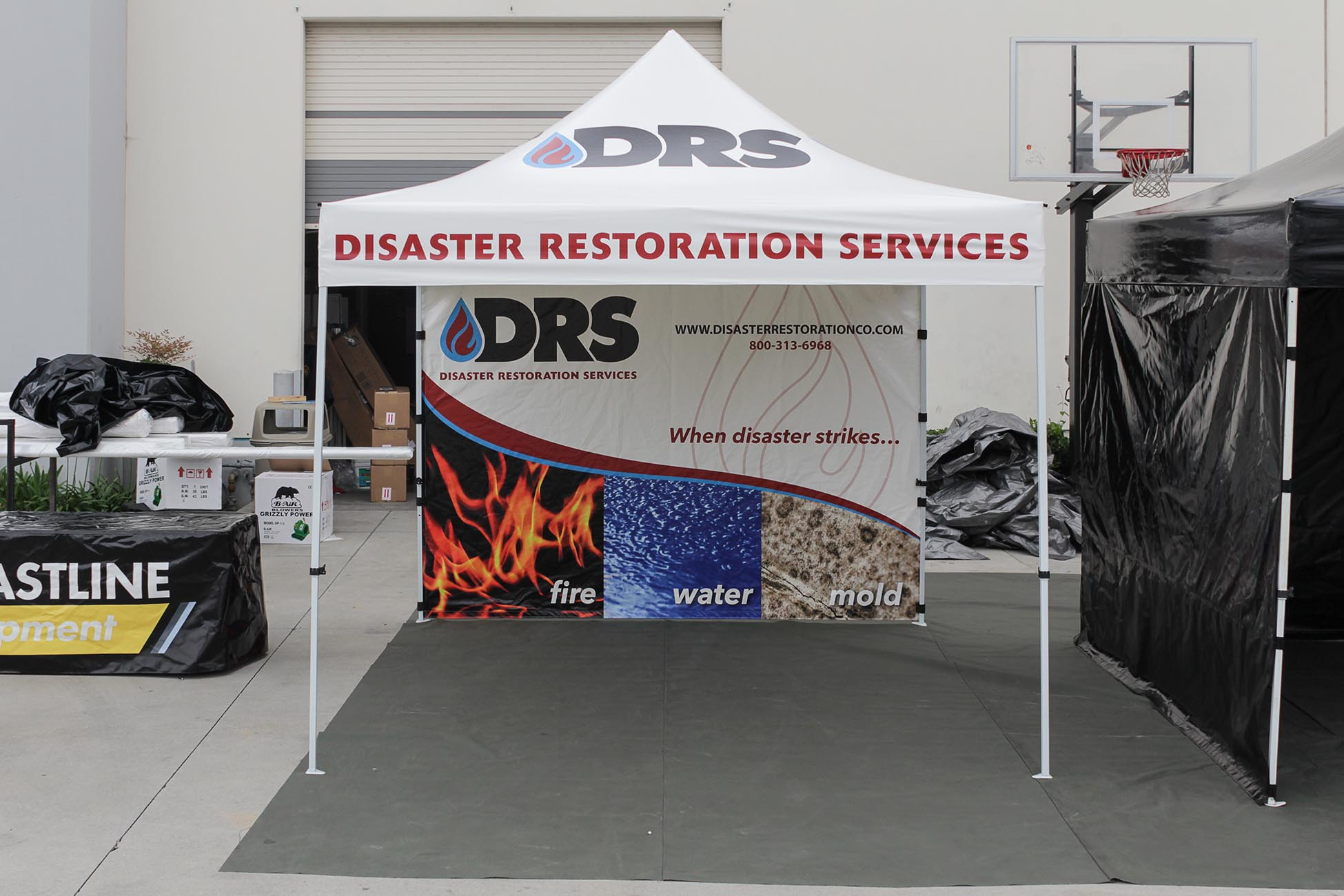 disaster-restoration-services-canopy-tent