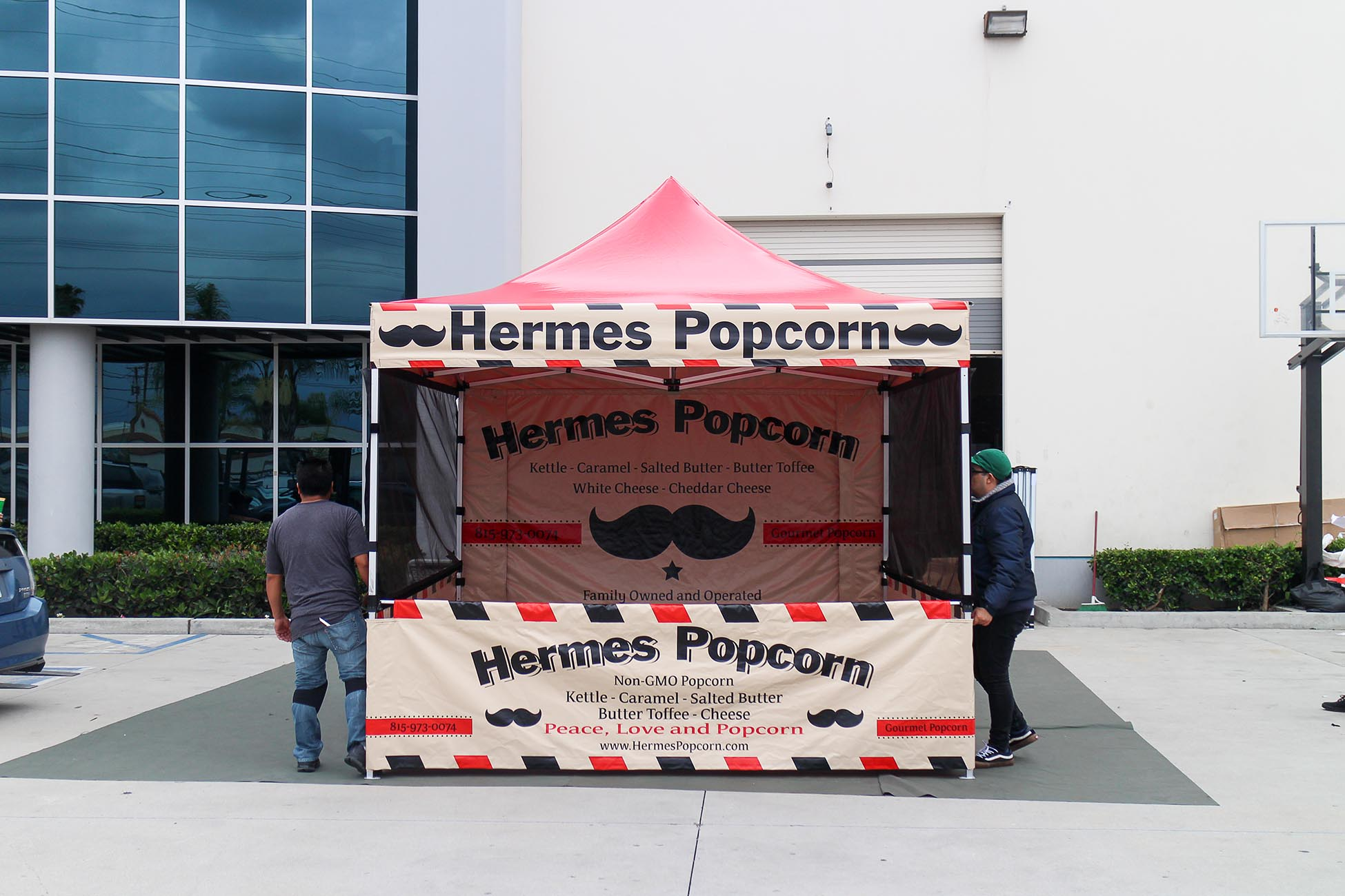 hermes-popcorn-tent
