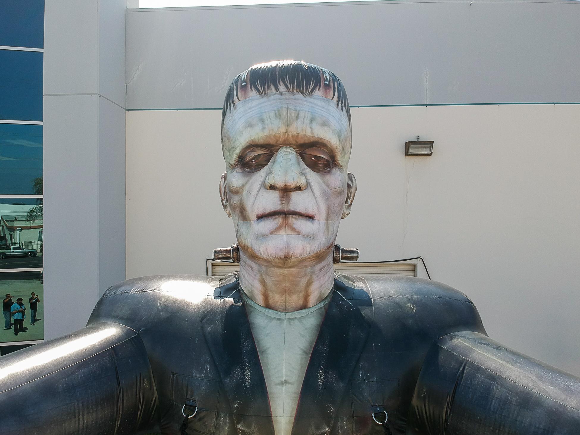frankenstein-inflatable-face