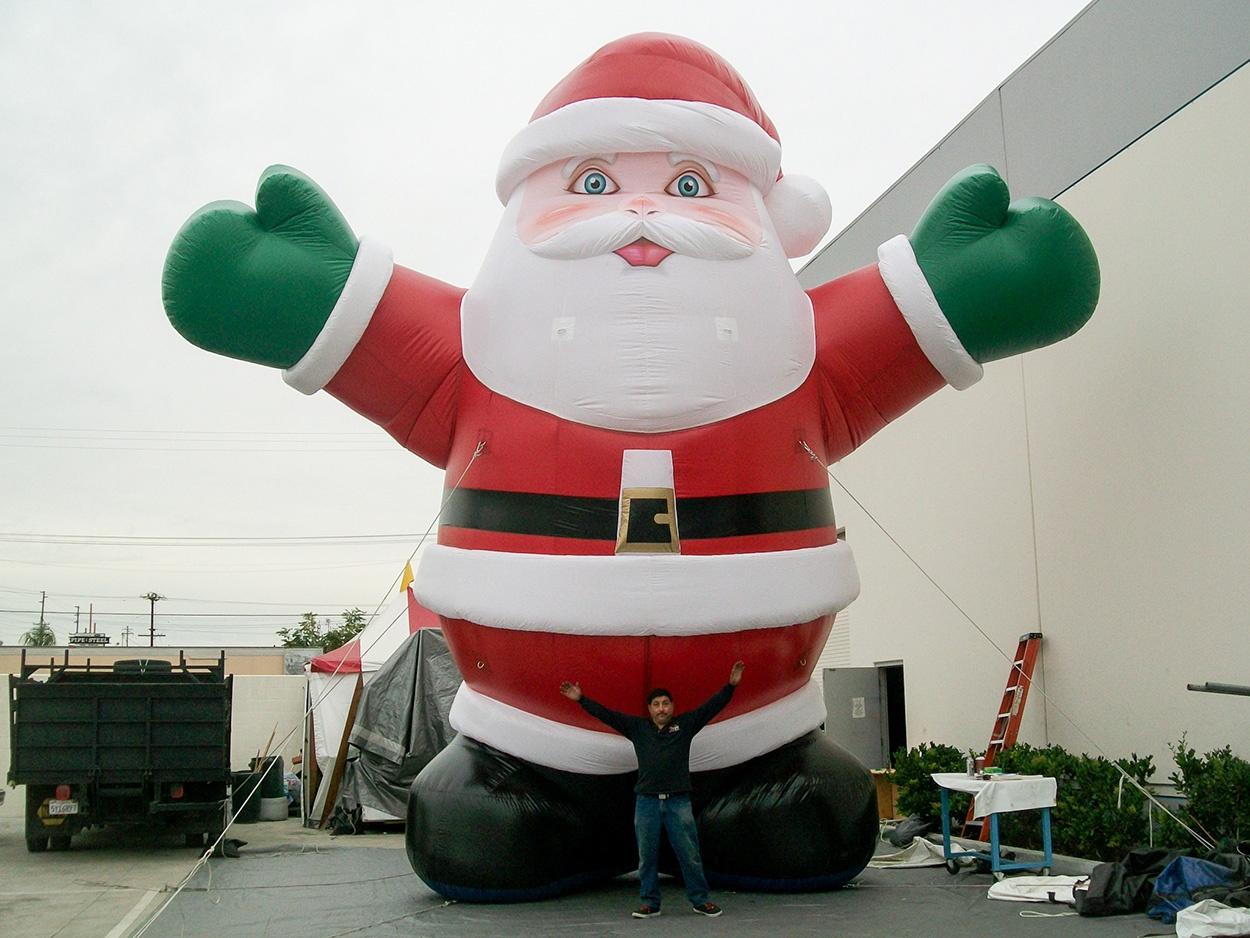 large-santa-claus