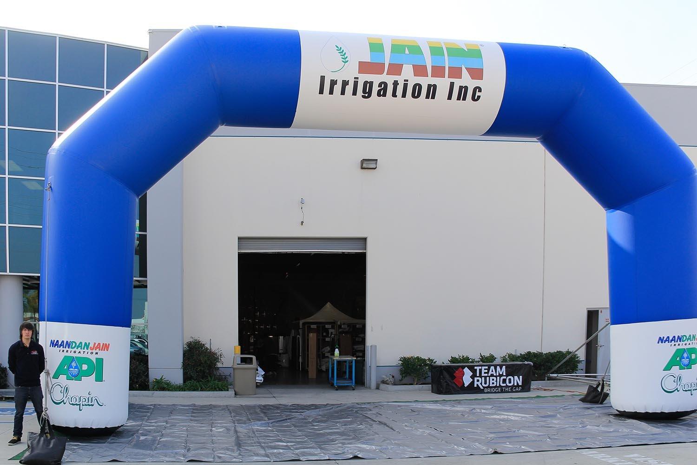 jain-irrigation-custom-arch