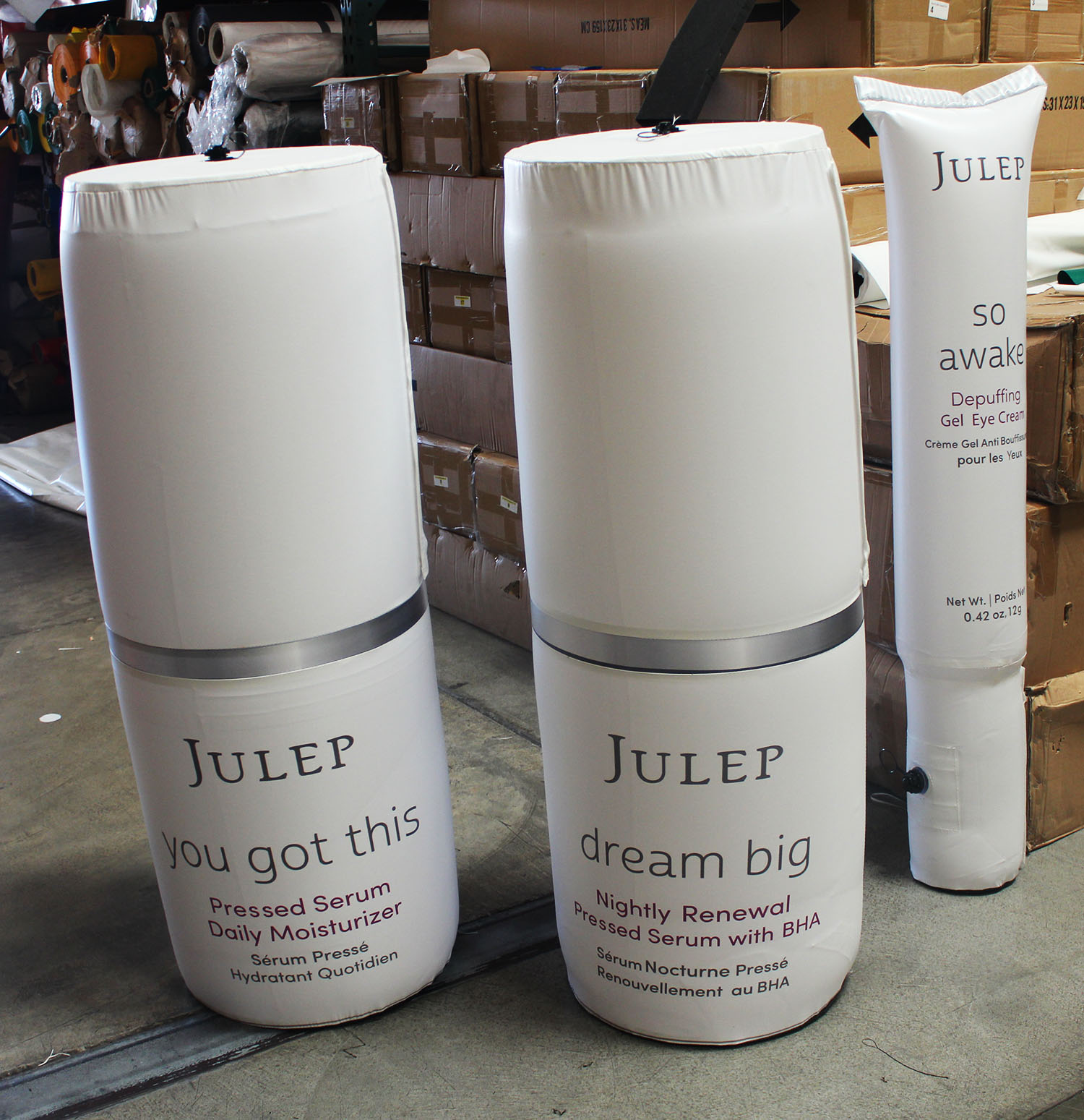 julep-beauty-replicas-inflatables-airtight