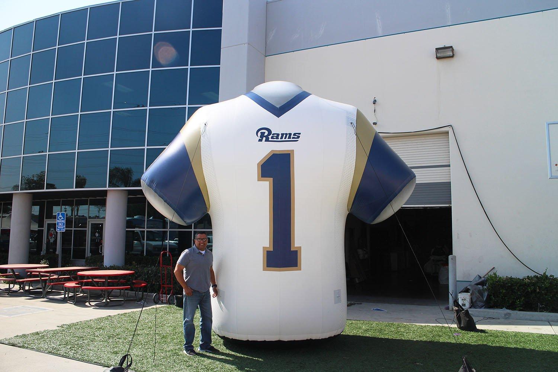 la-rams-jersey-replica-inflatable-prop