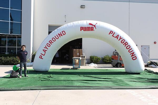 puma-playground-event-arch