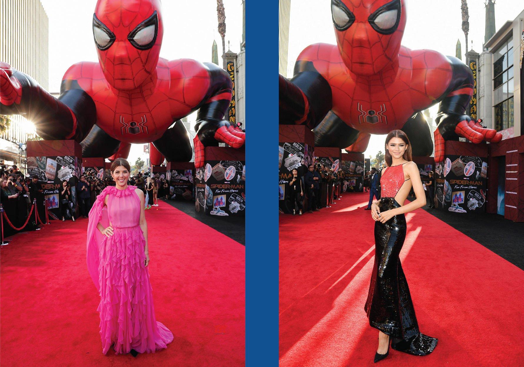 spiderman-red-carpet