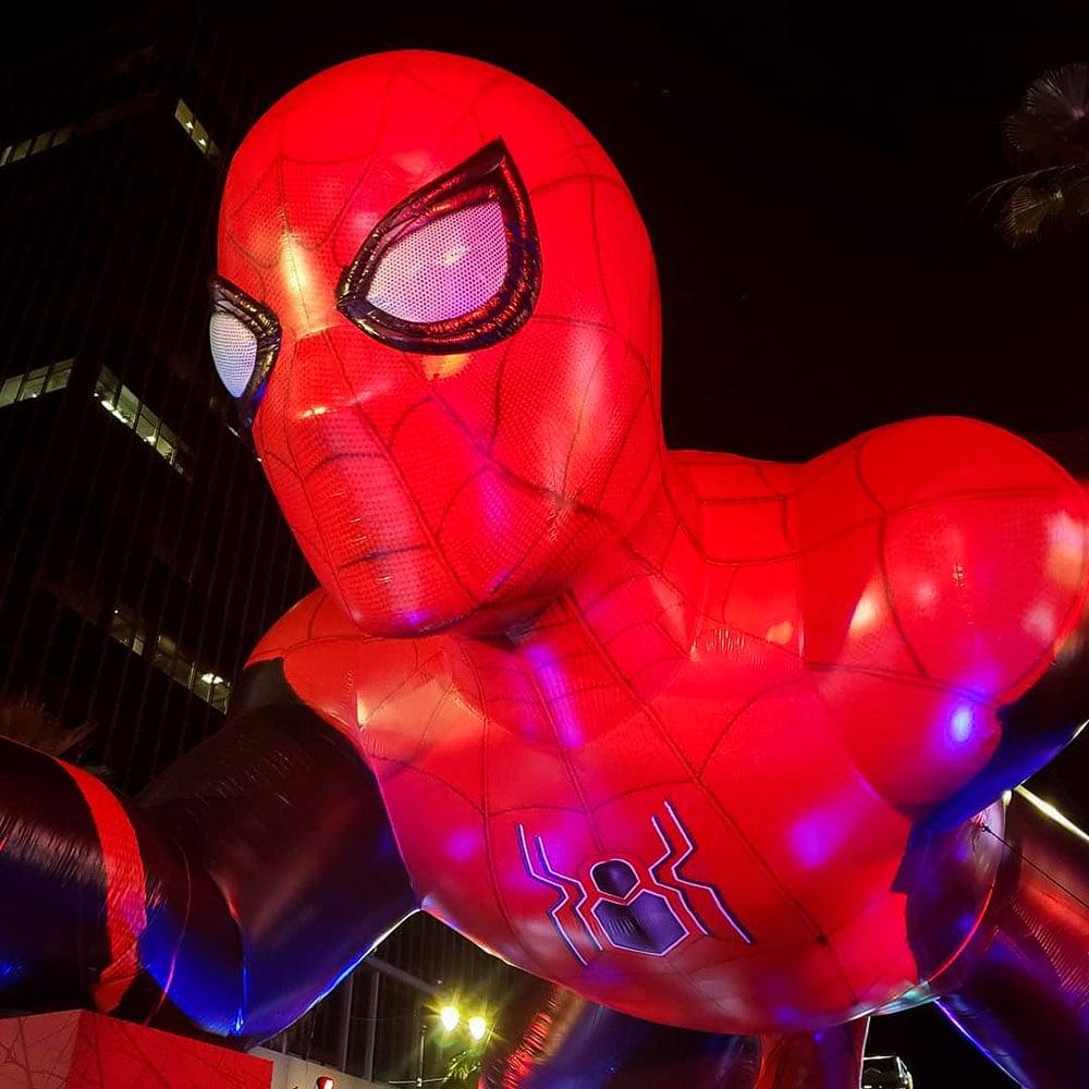 spiderman-replica