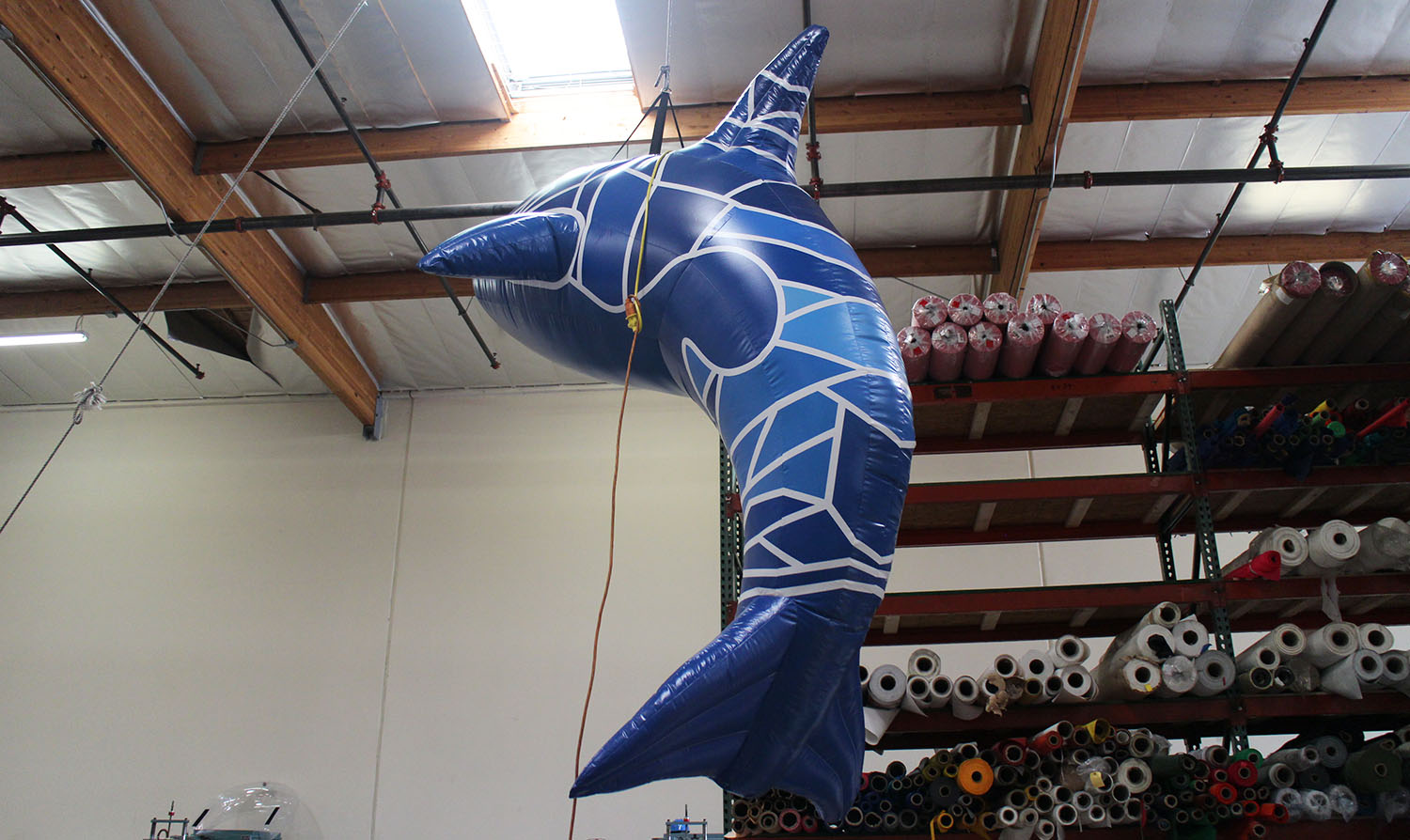 abstract-whale-inflatable