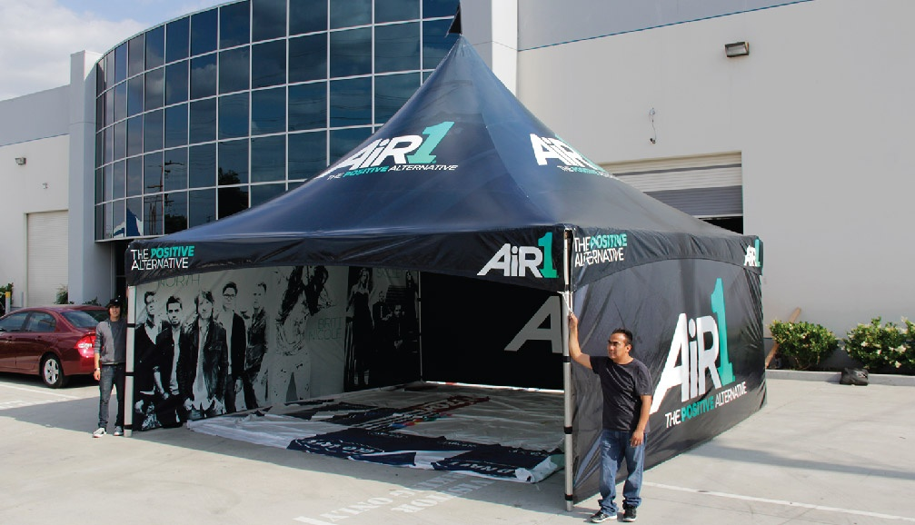 Air1 High Peak Tent