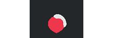 eye catching- eyeball in love icon