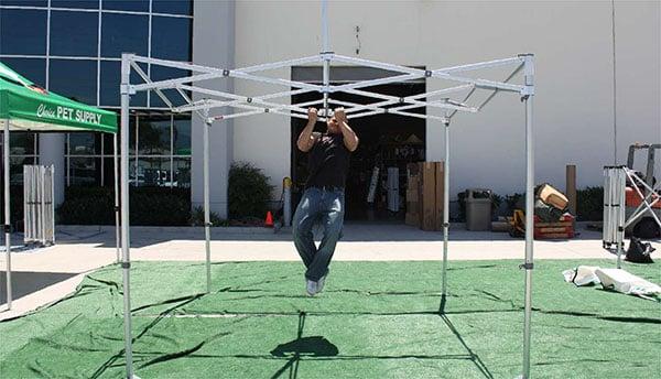 Custom Tents: Models